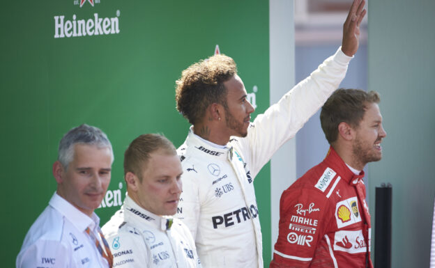 Race Results 2017 Italian F1 grand prix