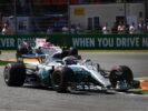 Formula One - Mercedes-AMG Petronas Motorsport, Italian GP 2017. Valtteri Bottas