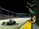 Formula One - Mercedes-AMG Petronas Motorsport, Singapore GP 2017. Lewis Hamilton