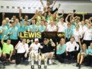 Formula One - Mercedes-AMG Petronas Motorsport, Singapore GP 2017. Lewis Hamilton, Valtteri Bottas