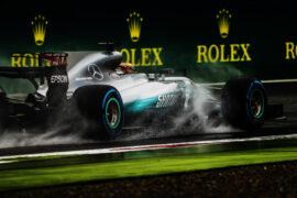 Autodromo Nazionale di Monza, Italy 2017 Lewis Hamilton, Mercedes F1 W08 EQ Power+.