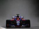 Daniil Kvyat Toro Rosso on track Monza Italian GP F1/2017