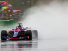 Daniil Kvyat Toro Rosso Monza Italian GP F1/2017