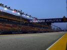 Starting Grid 2017 Singapore F1 GP