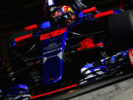 Daniil Kvyat Toro Rosso Singapore GP F1 2017