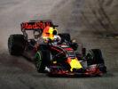 Daniel Ricciardo Red Bull racing Singapore GP F1/2017