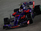 Carlos Sainz Toro Rosso Singapore GP F1/2017