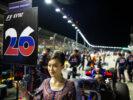 Pit girls Toro Rosso Singapore GP F1/2017