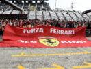 Ferrari Fans Japanese GP F1/2017