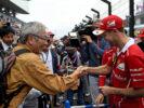 Sebastian Vettel Ferrari Japanese GP F1/2017