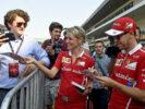 Sebastian Vettel Ferrari Mexico GP F1/2017