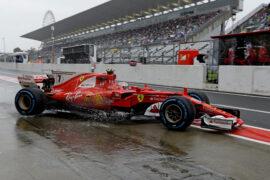 Kimi Raikkonen Ferrari Japanese GP F1/2017