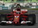 Kimi Raikkonen Ferrari GP MALESIA F1/2017