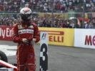 Kimi Raikkonen Ferrari Mexico GP F1/2017