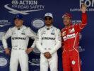 Lewis Hamilton, Valtteri Bottas & Sebastian Vettel Japanese GP F1/2017
