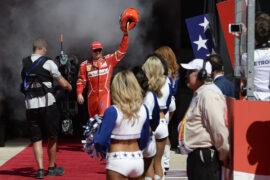 Kimi Raikkonen Ferrari GP USA F1/2017