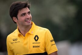 Carlos Sainz Jr (ESP) Renault Sport F1 Team. United States Grand Prix, Thursday 19th October 2017. Circuit of the Americas, Austin, Texas, USA.