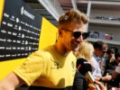 Nico Hulkenberg (GER) Renault Sport F1 Team. Mexican Grand Prix, Thursday 26th October 2017. Mexico City, Mexico.