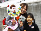 Fans at Suzuka Circuit Japanese GP F1/2017