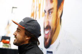Autodromo Hermanos Rodriguez, Mexico City, Mexico. Thursday 26 October 2017. Fernando Alonso, McLaren.