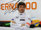 Sepang International Circuit, Sepang, Malaysia. Friday 29 September 2017. Fernando Alonso, McLaren.