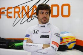 Sepang International Circuit, Sepang, Malaysia. Friday 29 September 2017. Fernando Alonso, McLaren.