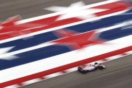 Esteban Ocon Force India USGP F1 2017