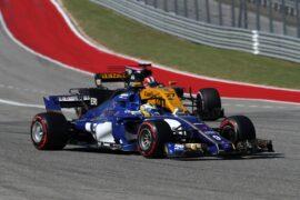 Marcus Ericsson (SWE), Sauber F1 Team. Circuit of the Americas USGP 2017