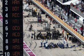 Pascal Wehrlein (D), Sauber F1 Team Circuit of the Americas USGP 2017