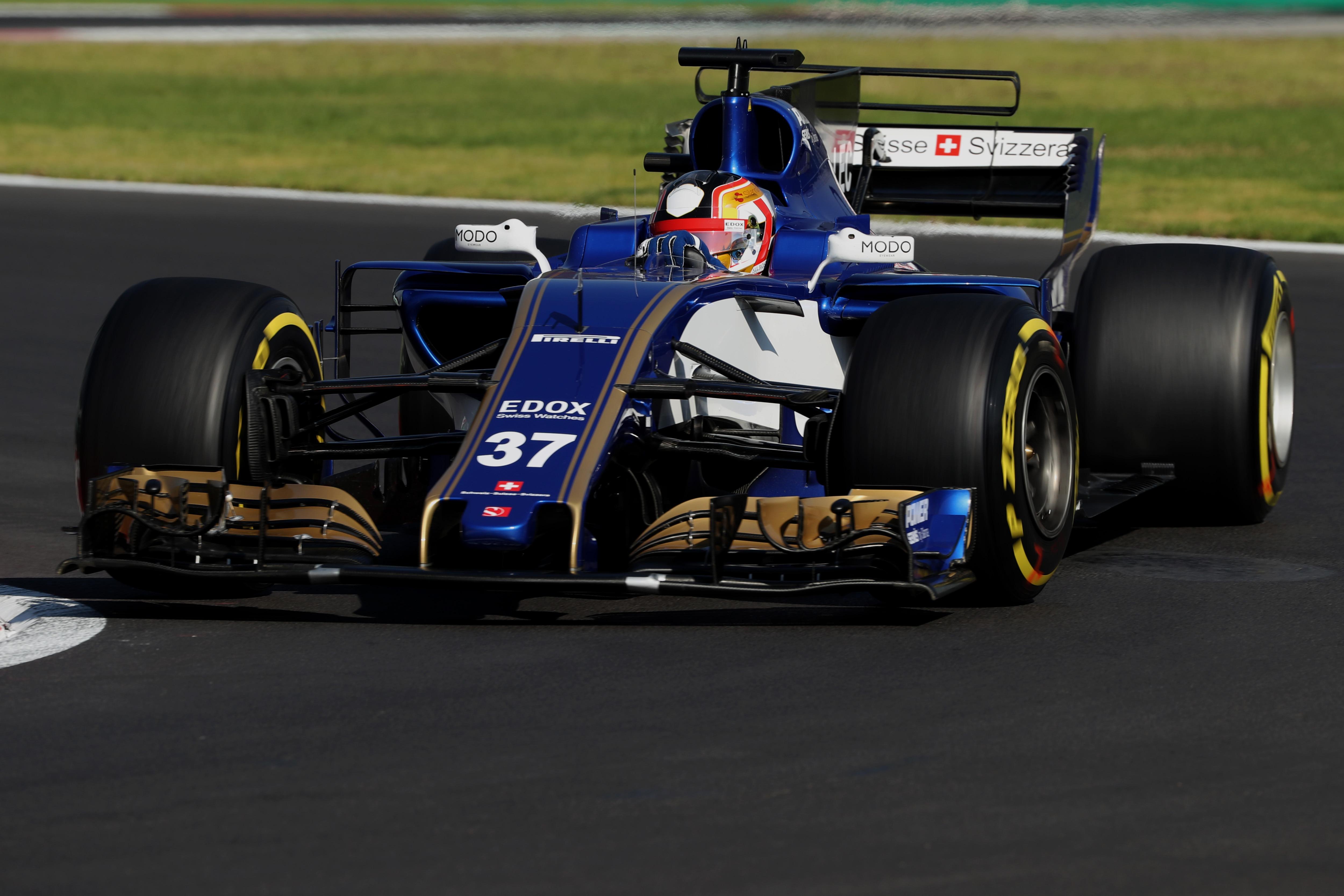 Leclerc F1