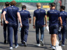 Marcus Ericsson (SWE), Sauber F1 Team. Charles Leclerc (MON) Sauber F1 Team. Autodromo Hermanos Rodriguez Mexico GP F1/2017