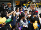 Kevin Magnussen Suzuka Circuit, Japan. Thursday 05 October 2017.