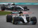 Formula One - Mercedes-AMG Petronas Motorsport, Malaysian GP 2017. Lewis Hamilton, Valtteri Bottas