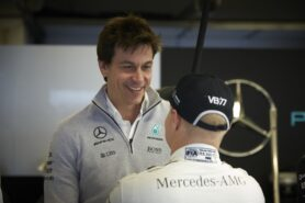 Jordan: Wolff should quit as Mercedes boss