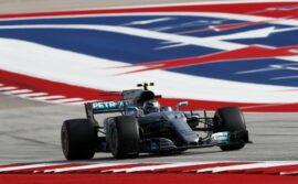 Formula One - Mercedes-AMG Petronas Motorsport, United States GP 2017. Valtteri Bottas