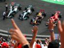 Formula One - Mercedes-AMG Petronas Motorsport, Mexico GP 2017. Lewis Hamilton, Valtteri Bottas