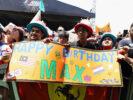 Max Verstappen Fans Malaysian GP F1/2017