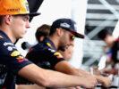 Max Verstappen & Daniel Ricciardo Red bull Malaysian GP F1/2017