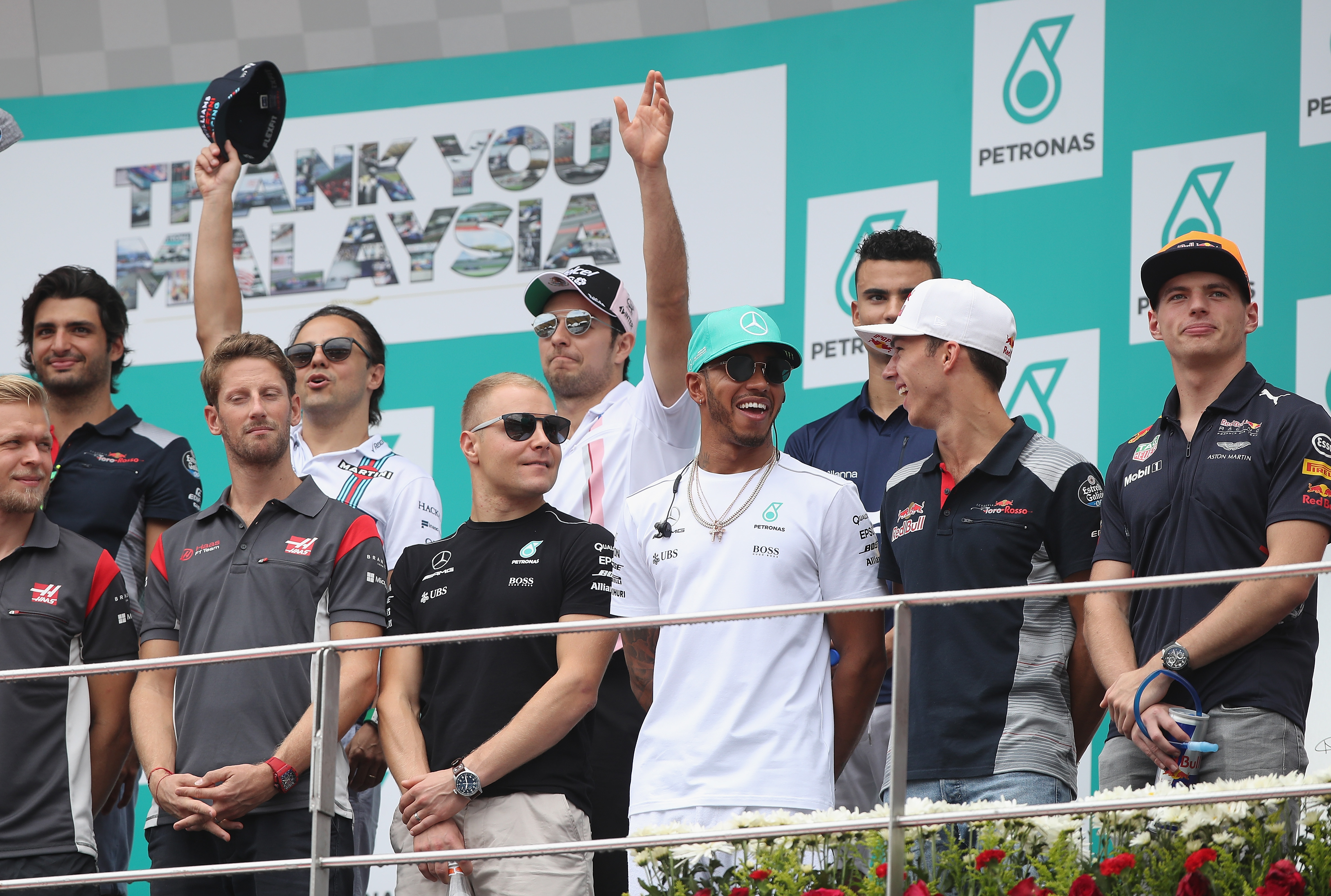 Malaysia Could Return To F1 Calendar In 2022