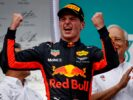 Max Verstappen winner at Malaysian GP F1/2017