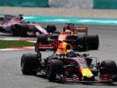 Daniel Ricciardo Red Bull Malaysian GP F1/2017