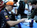 Max Verstappen Red Bull Japanese GP F1/2017