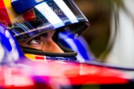 Carlos Sainz Toro Rosso Japanese GP F1/2017