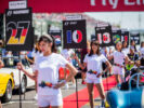 Grid girls Japanese GP F1/2017