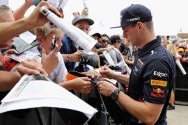 Max Verstappen USGP F1/2017