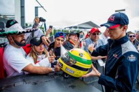 Daniil Kvyat Toro Rosso USGP F1/2017