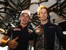 Pierre Gasly & Brendon Hartley Toro Rosso Mexico GP F1/2017