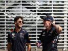 Daniel Ricciardo & Max Verstappen Red Bull Mexico GP F1/2017