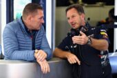 Jos Verstappen stopped scouting for Red Bull