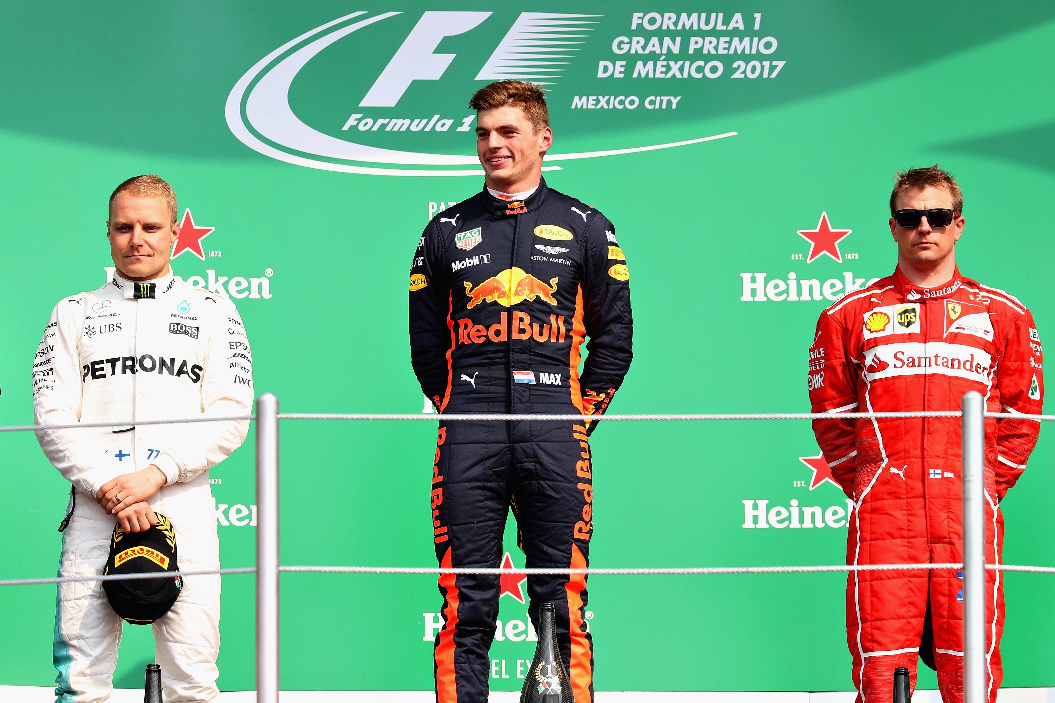 F1 Voittajat